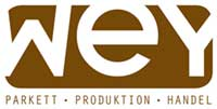 Wey Parkett AG Logo